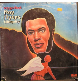 Roy Ayers Ubiquity – Virgo Red LP