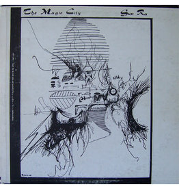 Sun Ra – The Magic City LP