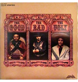 Willie Colon – The Good, The Bad, The Ugly LP