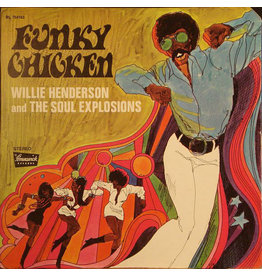 Willie Henderson And The Soul Explosions – Funky Chicken LP