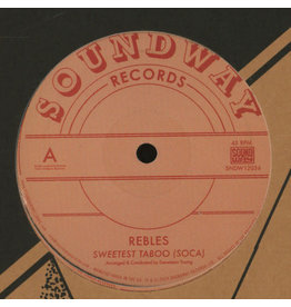 Rebles ‎– Sweetest Taboo (Soca) 12""