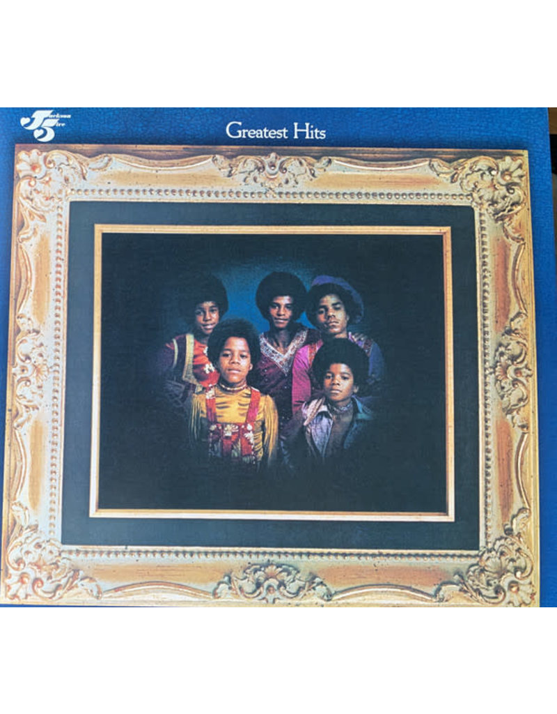 The Jackson 5 ‎– Greatest Hits LP