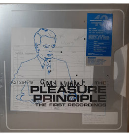 Gary Numan ‎– The Pleasure Principle (The First Recordings) 2LP