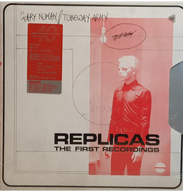 Gary Numan // Tubeway Army ‎– Replicas (The First Recordings) 2LP