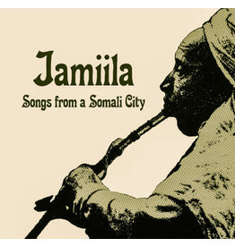 Various ‎– Jamiila - Songs From A Somali City LP