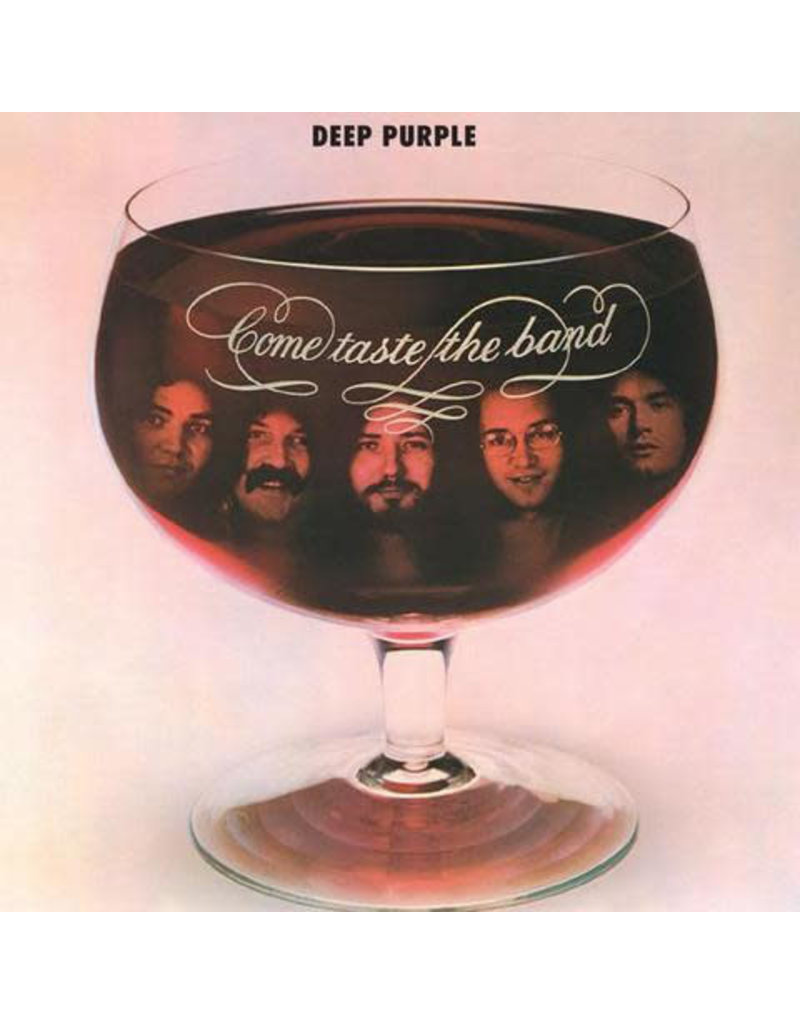 Deep Purple – Come Taste The Band LP, Limited Edition, Reissue, Stereo, Purple, Gatefold