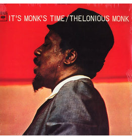 Thelonious Monk ‎– It's Monk's Time