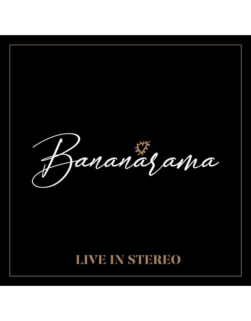 Bananarama - Live In Stereo LP