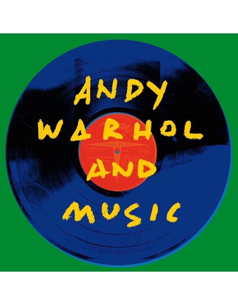 Various Artists - Andy Warhol And Music 2LP