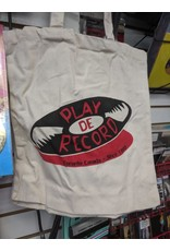 Play De Record Tote Bag (holds roughly 30 records)