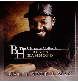RG Beres Hammond - Can't Stop A Man: Ultimate Collection (3 LP)  (VP)