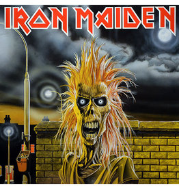 Iron Maiden ‎– Iron Maiden LP