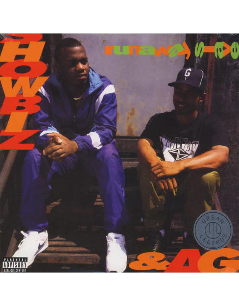 Showbiz & A.G. – Runaway Slave LP