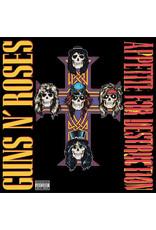 RK Guns N' Roses – Appetite For Destruction LP