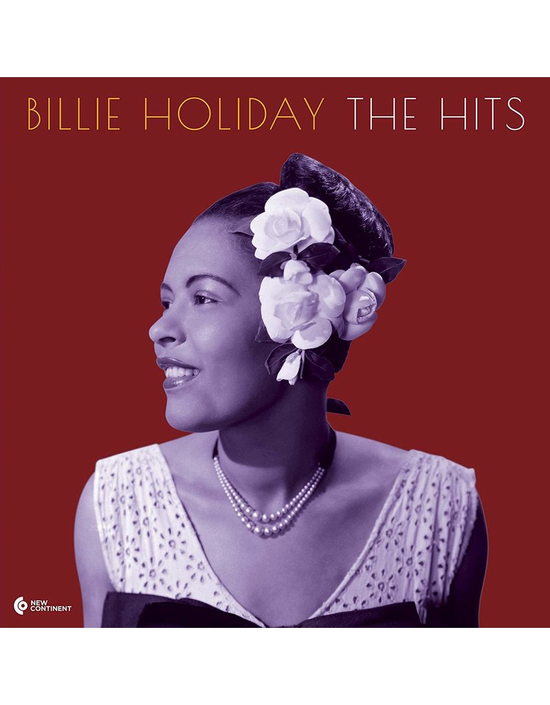 Billie Holiday ‎– The Hits LP