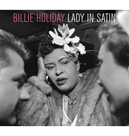 Billie Holiday – Lady In Satin LP