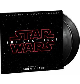 John Williams ‎– Star Wars: The Last Jedi (Original Motion Picture Soundtrack) 2LP