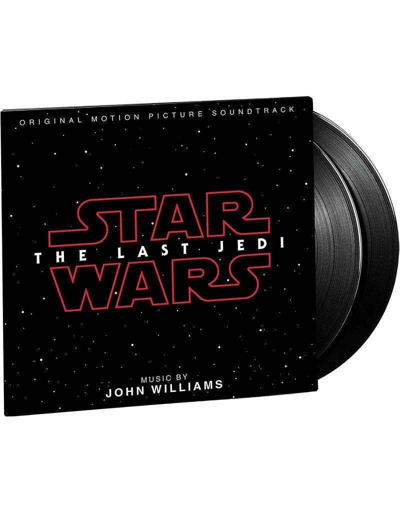 John Williams – Star Wars: The Last Jedi (Original Motion Picture Soundtrack) 2LP