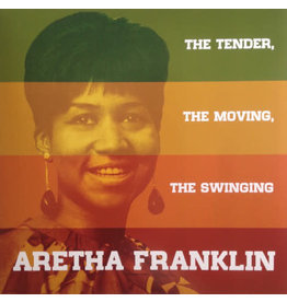 Aretha Franklin ‎– The Tender, The Moving, The Swinging LP