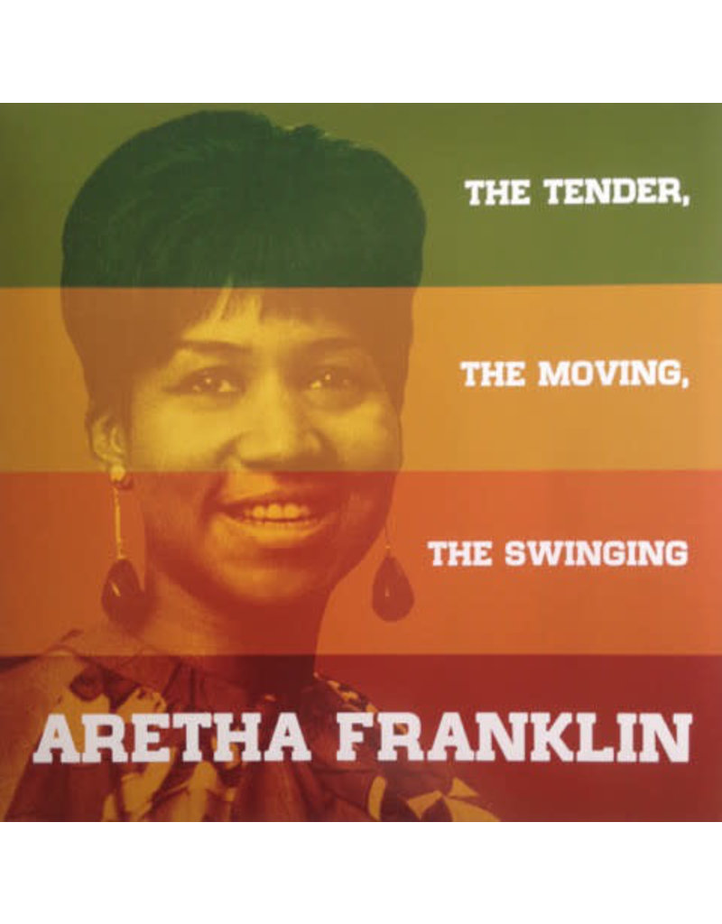 Aretha Franklin – The Tender, The Moving, The Swinging LP