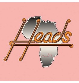 AF Various ‎– Heads Records: South African Disco Dub Edits 12""