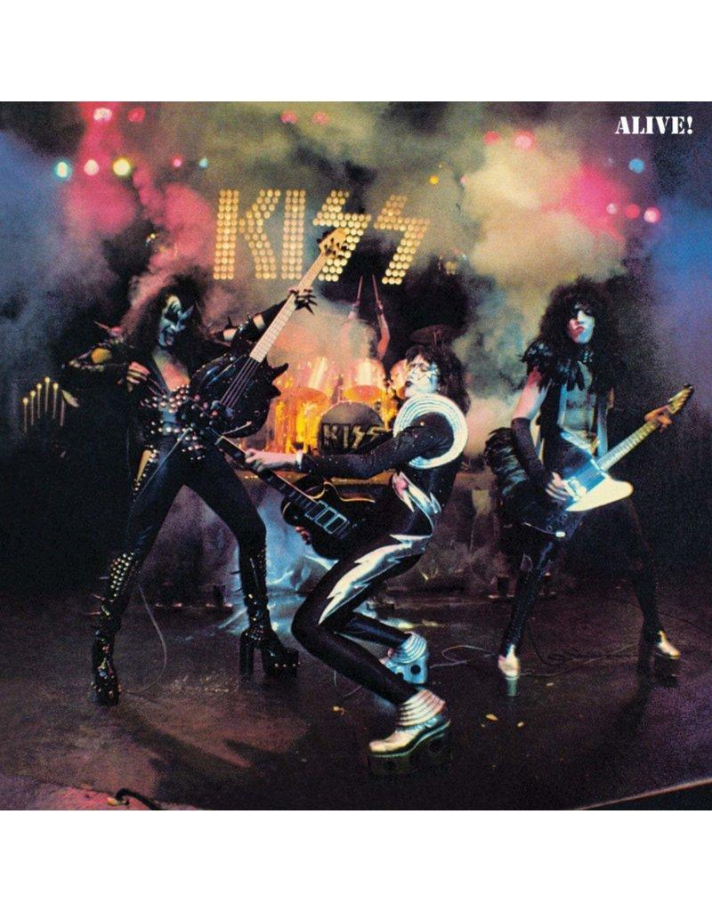 RK Kiss – Alive! 2LP