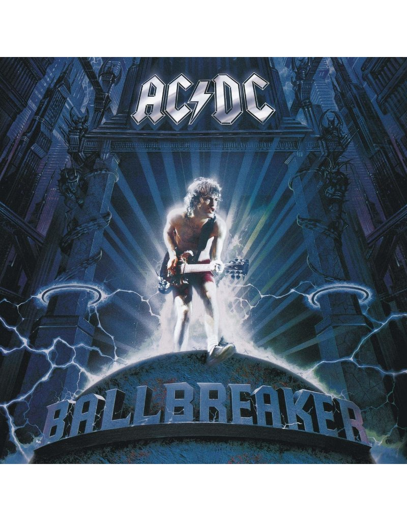 RK AC/DC – Ballbreaker LP
