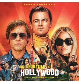 Various ‎– Once Upon A Time In Hollywood (Original Motion Picture Soundtrack) 2LP