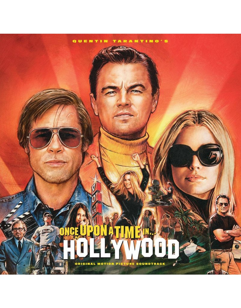Various – Once Upon A Time In Hollywood (Original Motion Picture Soundtrack) 2LP