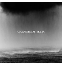 Cigarettes After Sex ‎– Cry (Indie Exclusive Clear Vinyl) LP