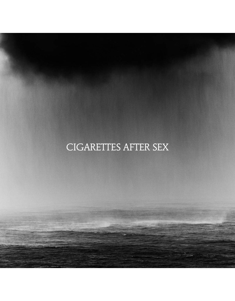 Cigarettes After Sex – Cry (Indie Exclusive Clear Vinyl) LP