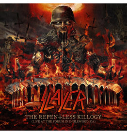 Slayer – The Repentless Killogy (Live At The Forum In Inglewood, CA) 2LP