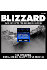 "Roc Marciano & Damu The Fudgemunk – Blizzard 7"""