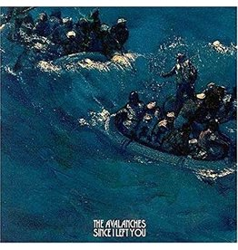 The Avalanches ‎– Since I Left You LP