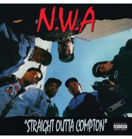 HH N.W.A. – Straight Outta Compton LP