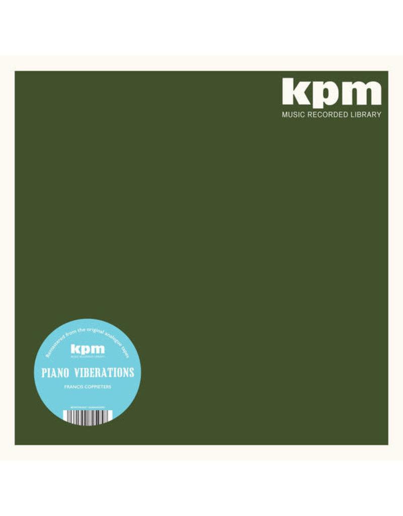 Francis Coppieters – Piano Viberations LP