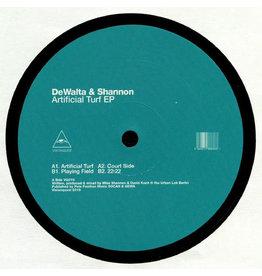 "DeWalta & Shannon – Artificial Turf EP 12"""