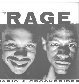Fabio & Grooverider ‎– 30 Years Of Rage (Part Three) 2x12""