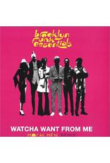 "Brooklyn Funk Essentials - Watcha Want From Me (Mochi Men Remix) 12"""
