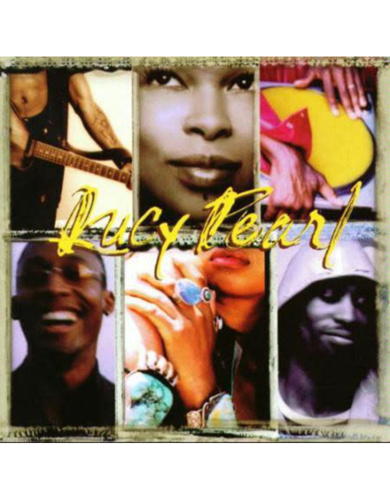 Lucy Pearl – Lucy Pearl 2LP (Reissue)