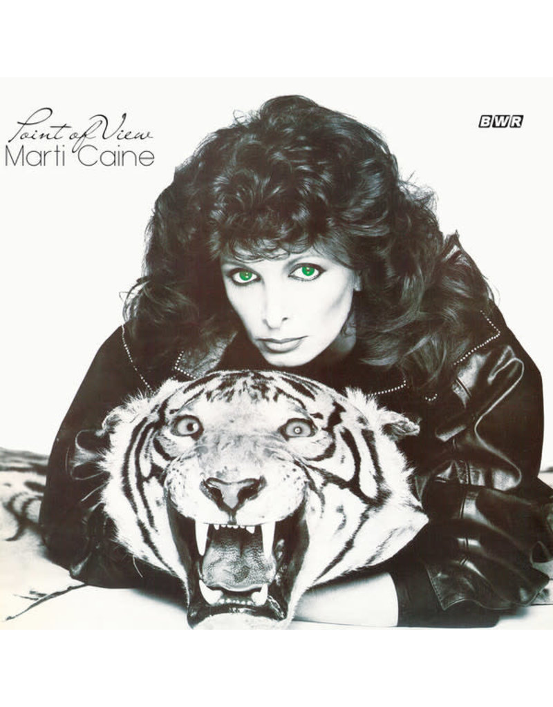 Marti Caine ‎– Point Of View LP