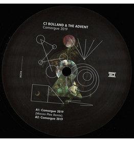 "CJ Bolland & The Advent – Camargue 2019: Part 1 12"""
