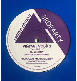 Noise Factory ‎– Vintage Vol #3 12""