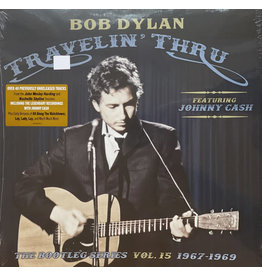 Bob Dylan Featuring Johnny Cash ‎– Travelin' Thru: The Bootleg Series Vol. 15 1967–1969 3LP