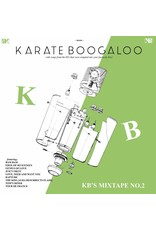 Karate Boogaloo ‎– KB's Mixtape No. 2 LP