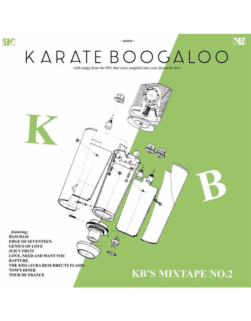 Karate Boogaloo – KB's Mixtape No. 2 LP