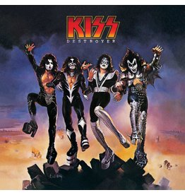 RK Kiss – Destroyer LP