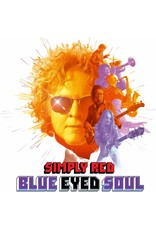 Simply Red – Blue Eyed Soul LP