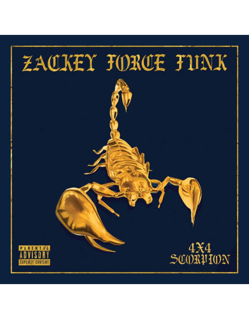 Zackey Force Funk – 4x4 Scorpion LP