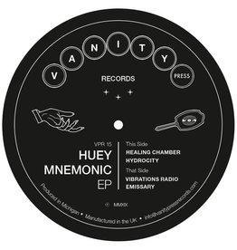 HUEY MNEMONIC - S/T EP